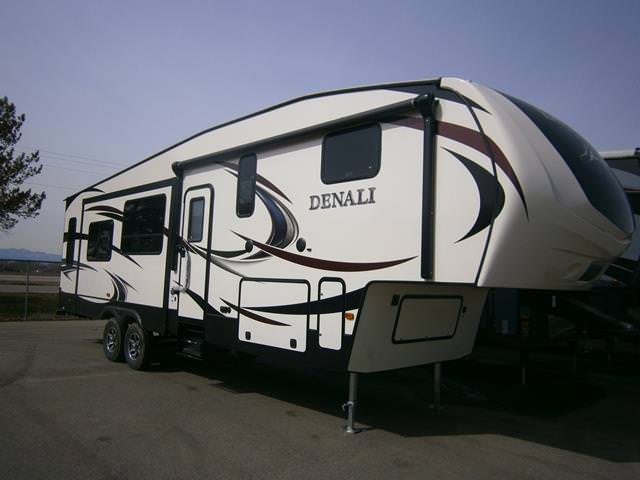 New 2015 Dutchmen Denali 307RLS Fifth Wheel For Sale
