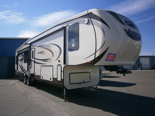 New 2015 Jayco Eagle Premier 351RSTS Fifth Wheel For Sale