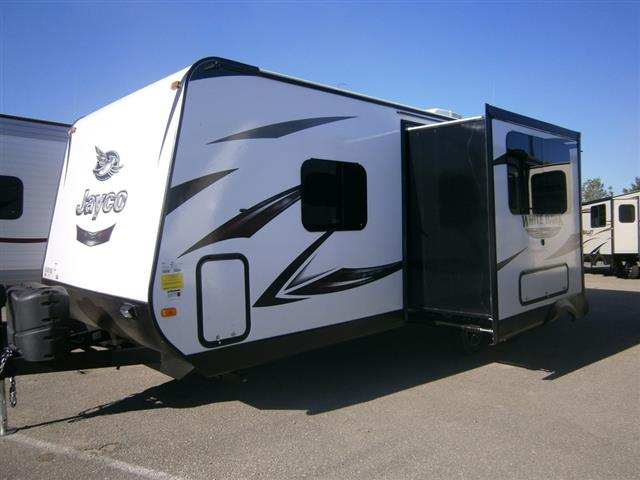 New 2016 Jayco WHITE HAWK 24MBH Travel Trailer For Sale