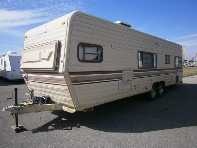 Used 1995 Fleetwood Terry MANOR 29 Travel Trailer For Sale