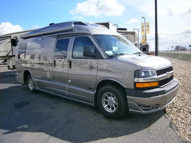 2014 Roadtrek Popular