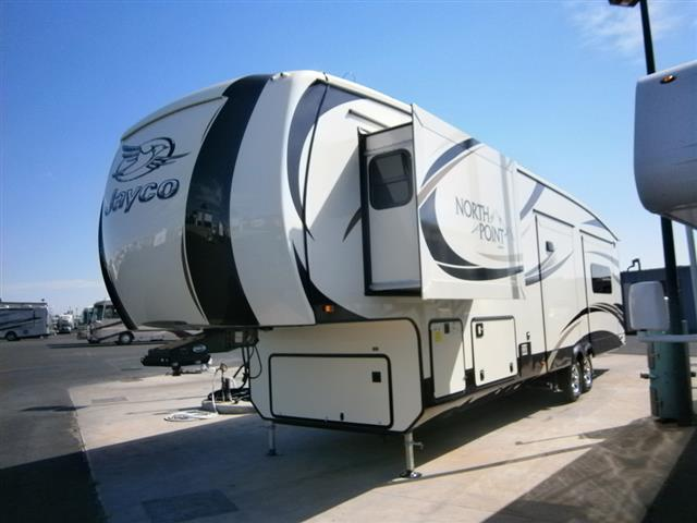 New 2016 Jayco NORTH POINT 361REQS Fifth Wheel For Sale