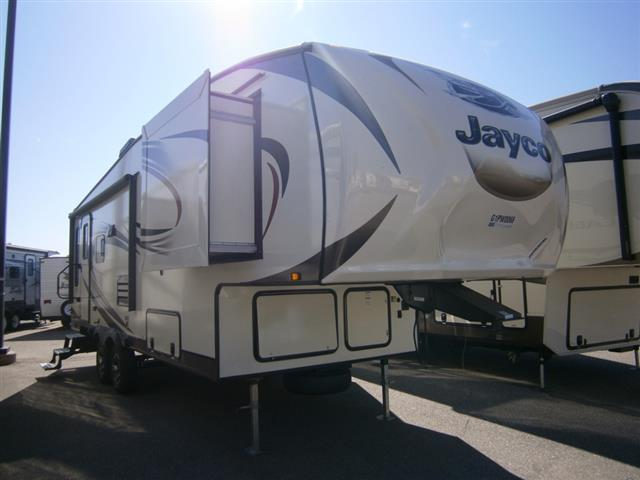 New 2016 Jayco EAGLE HT 26.5RLS Fifth Wheel For Sale