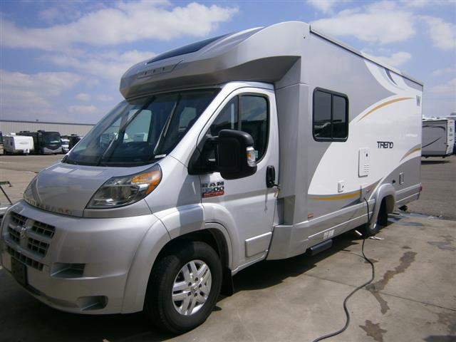 Used 2014 Winnebago TREND 23L Class B Plus For Sale