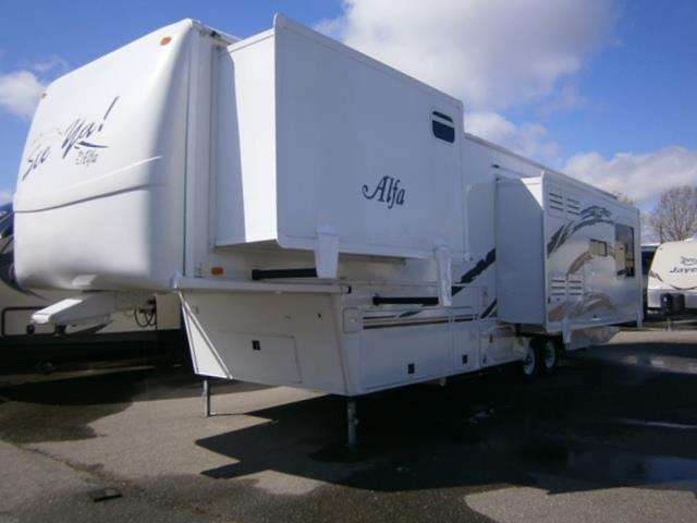 Used 2007 Alfa See Ya SYF35RLIK Fifth Wheel For Sale