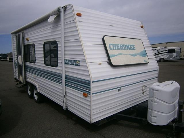 Used 1998 Forest River Cherokee CHEROKEE Travel Trailer For Sale