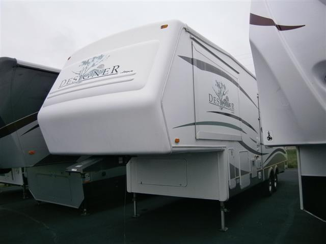 Used 2005 Jayco Designer 31RLS Fifth Wheel For Sale