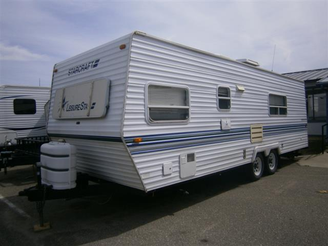 Used 1998 Starcraft Leisure Star 26SK Travel Trailer For Sale