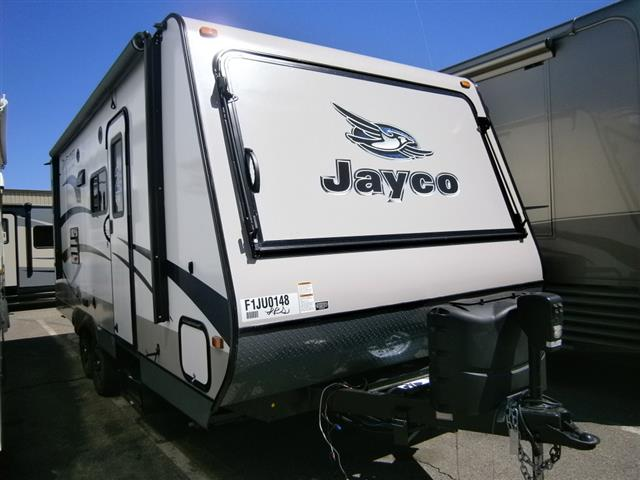 New 2015 Jayco JAY FEATHER ULTRALITE X23U Hybrid Travel Trailer For Sale