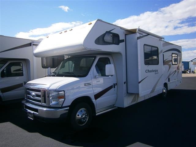 Used 2009 Fourwinds Chateau 29R Class C For Sale
