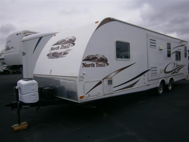 Used 2010 Heartland North Trail 28RLS Travel Trailer For Sale