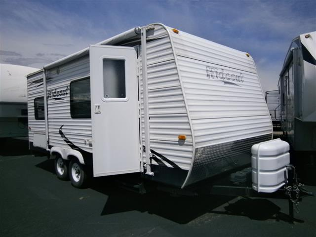 Used 2009 Keystone Hideout 19FLB Travel Trailer For Sale