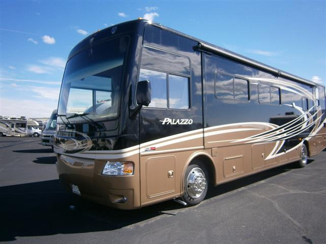 Used 2013 Thor PALAZZO 36.1 Class A - Diesel For Sale