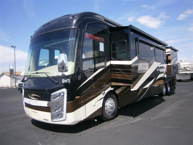 New 2016 ENTEGRA COACH Anthem 42RBQ Class A - Diesel For Sale
