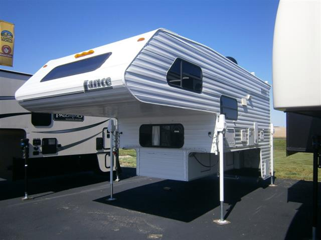 Used 2003 Lance Lance 1030 Truck Camper For Sale