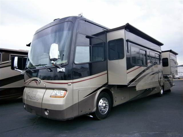 Used 2007 Tiffin Phaeton 40QSH Class A - Diesel For Sale