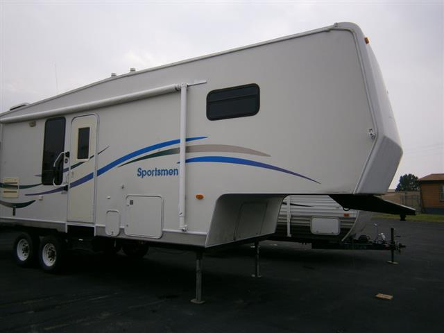 Used 2000 K-Z Sportsmen 2851 Fifth Wheel For Sale