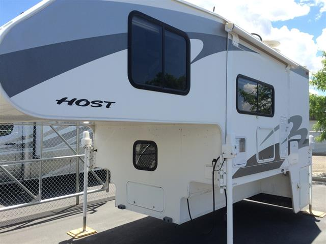 Used 2008 Host Campers Yellowstone 11.5DS Truck Camper For Sale