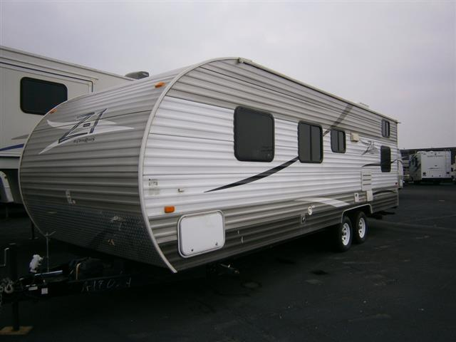 Used 2013 Crossroads Z-1 251BH Travel Trailer For Sale