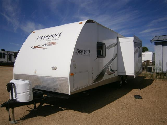 Used 2012 Keystone Passport 2480RK Travel Trailer For Sale