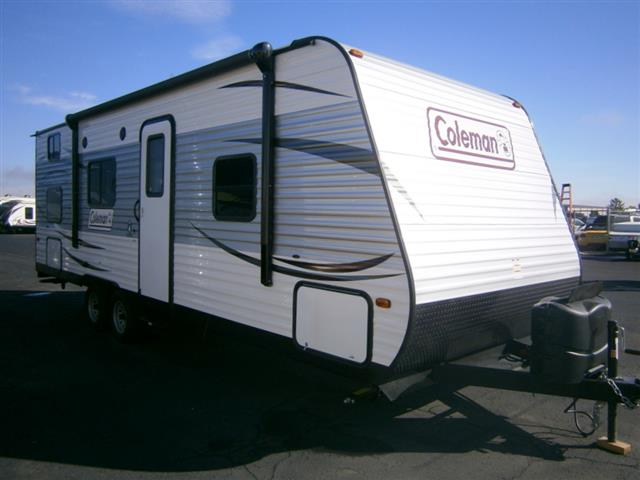 New 2016 Coleman Coleman CTS274BH Travel Trailer For Sale