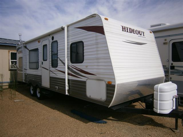 Used 2010 Keystone Hideout 27B Travel Trailer For Sale