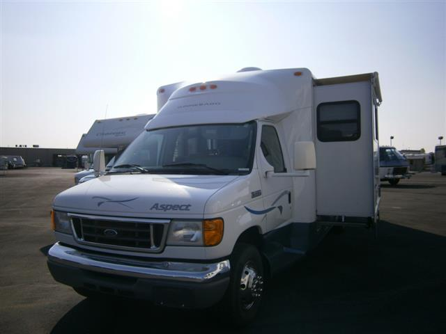 Used 2006 Winnebago Aspect 26A Class B Plus For Sale
