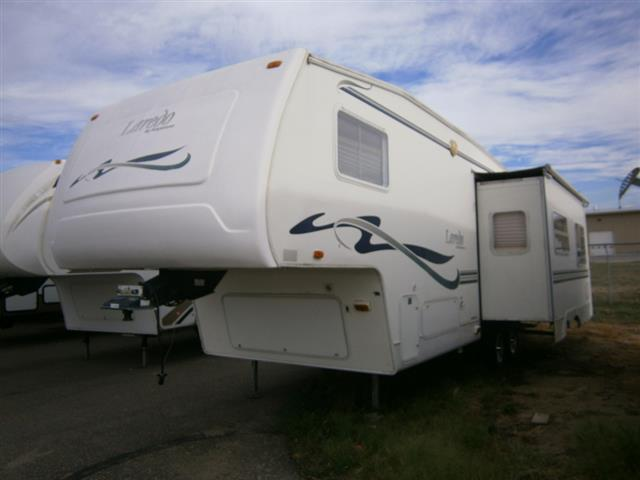 Used 2002 Keystone Laredo 27RK Fifth Wheel For Sale