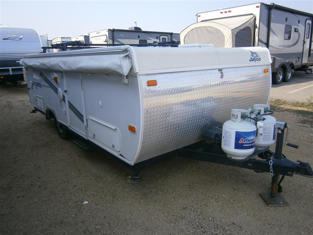 Used 2011 Jayco Jay Series SELECT 141 Pop Up For Sale