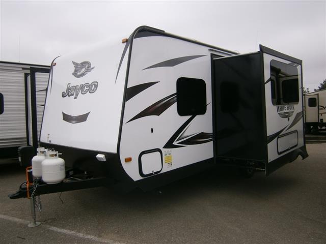 New 2016 Jayco WHITE HAWK 23MRB Travel Trailer For Sale