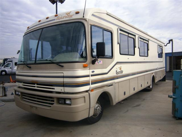 Used 1996 Fleetwood Bounder 34J Class A - Gas For Sale