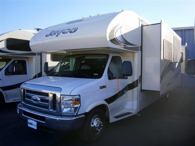 New 2016 Jayco Greyhawk 29MV Class C For Sale