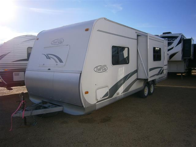 Used 2005 R-Vision Trail Lite 8263S Travel Trailer For Sale