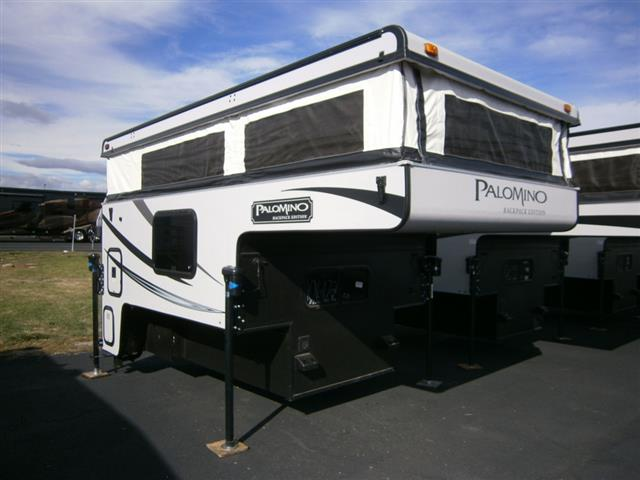 New 2016 Forest River BACKPACK EDITION SS-1251 Truck Camper For Sale