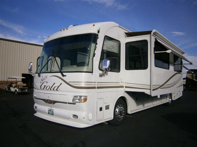 Used 2005 Alfa Alfa Gold 40FD Class A - Diesel For Sale