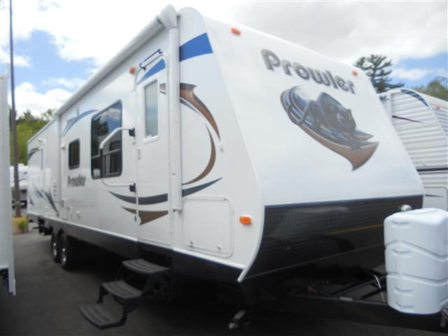 2013 Travel Trailer Heartland Prowler