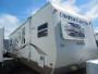 Used 2007 Keystone Copper Canyon 3001FKMS Travel Trailer For Sale