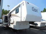 Used 2009 PETERSON IND. Excel 30RKO LIMITED Fifth Wheel For Sale