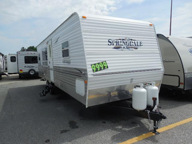 New 2007 Keystone Springdale 291RKLGL Travel Trailer For Sale