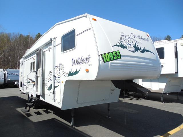 New 2003 Forest River Wildcat 28BH Fifth Wheel For Sale