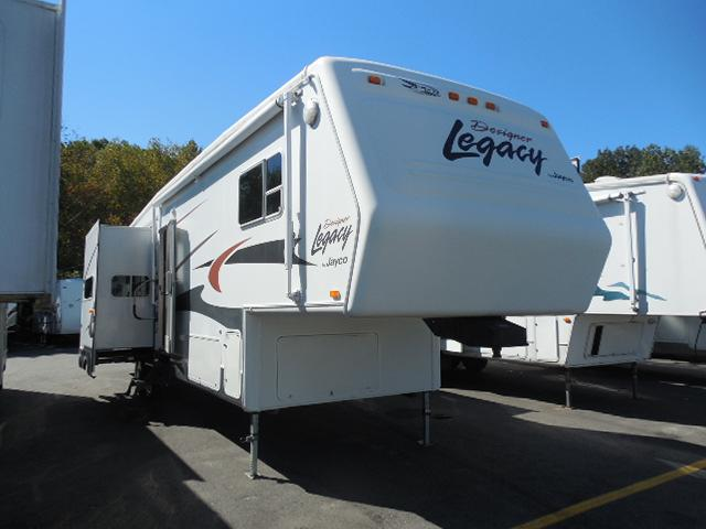 New 2003 Jayco Designer 36RKTS Fifth Wheel For Sale