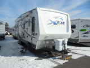Used 2008 Forest River Xlr 29XS Travel Trailer Toyhauler For Sale