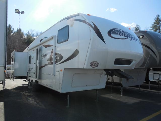 Buy a Used Keystone Cougar in Chichester, NH.