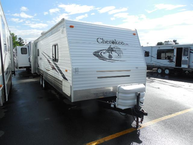 New 2007 Forest River Cherokee 28L Travel Trailer For Sale