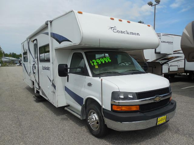 24 excellent used class c motorhomes for sale