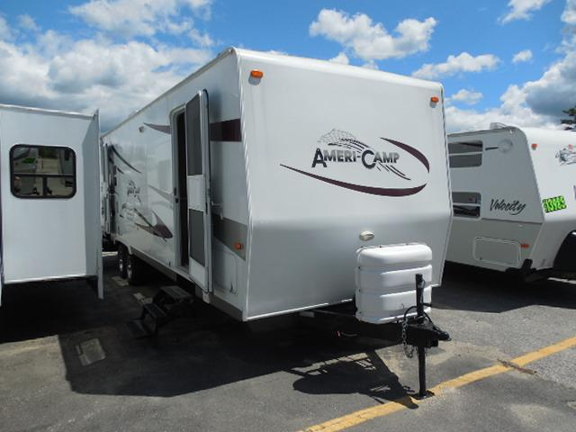New 2005 Americamp RV Americamp 310RLS Travel Trailer For Sale
