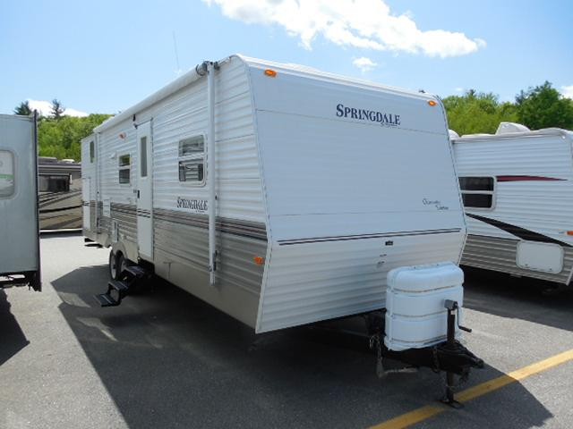 New 2006 Keystone Springdale 295BHL Travel Trailer For Sale