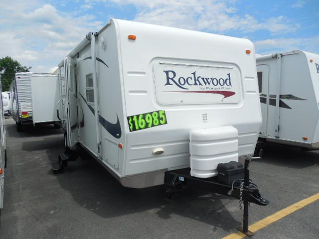 New 2006 Rockwood Rv SIGNATURE ULTRA LITE 8318SS Travel Trailer For Sale