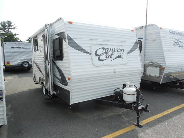 New 2012 Palomino CANYON CAT 155OD Travel Trailer For Sale
