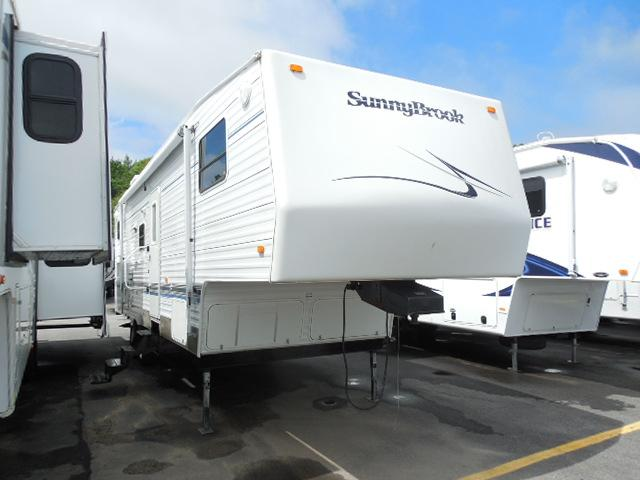New 2005 Sunnybrook Solanta 3150 Fifth Wheel For Sale
